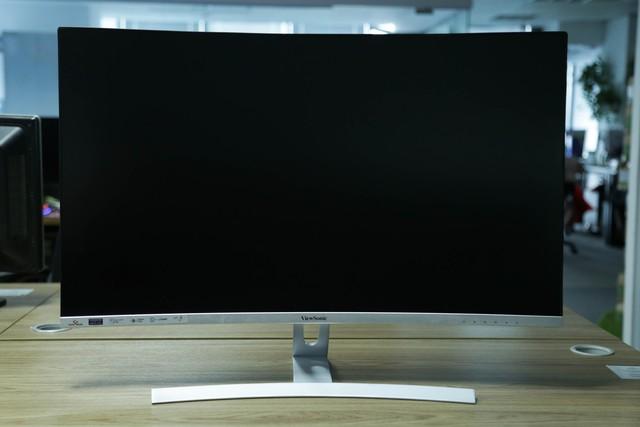 ViewSonic VX3217-2KC-mhd: Màn hình chiến game 32 inch cong mượt mà giá cực phải chăng - Ảnh 2.