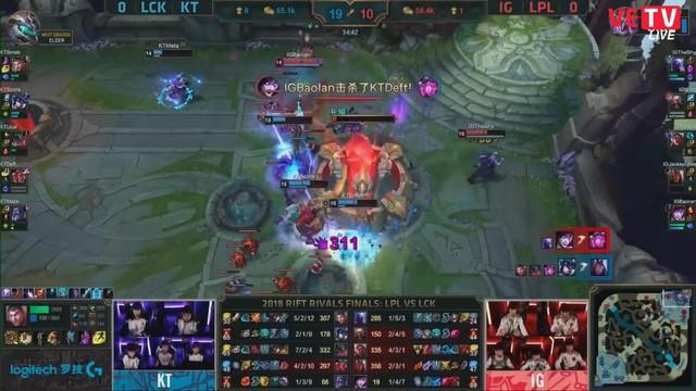 """[LMHT] Netizen Hàn: """"Làm ơn đừng đưa Kingzone đi thi đấu quốc tế thêm một lần nào nữa"""" - Ảnh 4."""