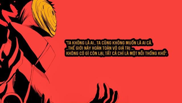 Naruto: 9 câu nói tuyệt vời nhất của Uchiha Obito khiến fan không thể quên - Ảnh 5.