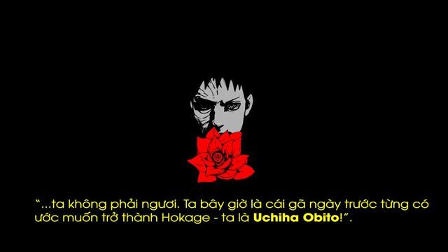 Naruto: 9 câu nói tuyệt vời nhất của Uchiha Obito khiến fan không thể quên - Ảnh 8.