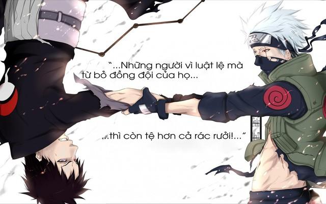 Naruto: 9 câu nói tuyệt vời nhất của Uchiha Obito khiến fan không thể quên - Ảnh 1.