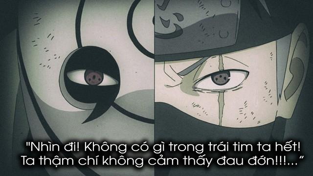 Naruto: 9 câu nói tuyệt vời nhất của Uchiha Obito khiến fan không thể quên - Ảnh 7.