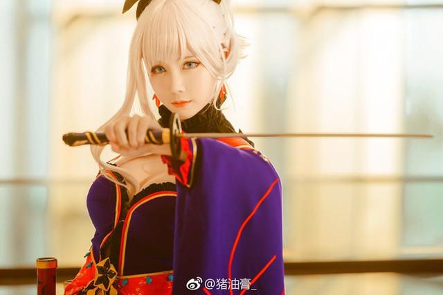 Ngất ngây với cosplay nàng Saber trong game hot Fate/Grand Order - Ảnh 11.