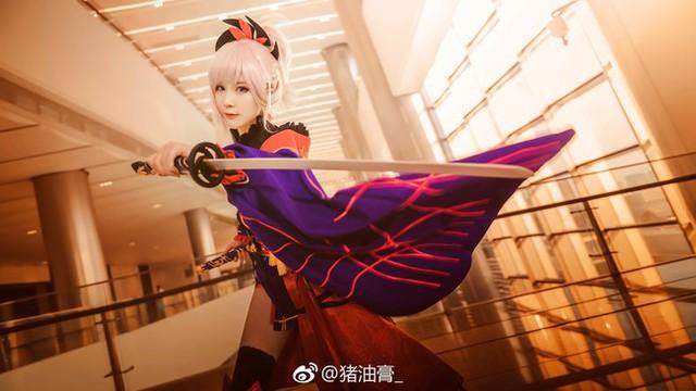 Ngất ngây với cosplay nàng Saber trong game hot Fate/Grand Order - Ảnh 10.