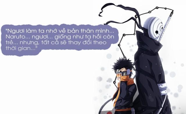 Naruto: 9 câu nói tuyệt vời nhất của Uchiha Obito khiến fan không thể quên - Ảnh 6.
