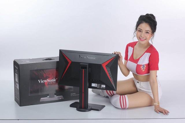 Chưa kịp hết hot sau vụ hẹn hò với PewPew, hot girl Trâm Anh đã chạy sô quảng cáo - Ảnh 4.