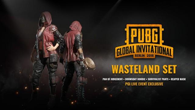 Các bộ đồ thời trang siêu hot trong PUBG đợt chung kết thế giới và cách để game thủ có thể nhận được chúng - Ảnh 1.
