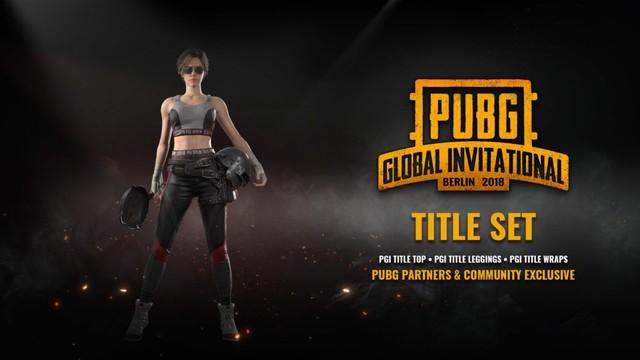 Các bộ đồ thời trang siêu hot trong PUBG đợt chung kết thế giới và cách để game thủ có thể nhận được chúng - Ảnh 3.