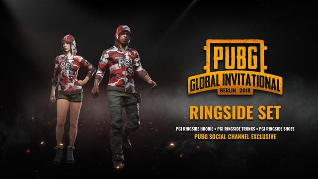 Các bộ đồ thời trang siêu hot trong PUBG đợt chung kết thế giới và cách để game thủ có thể nhận được chúng - Ảnh 4.