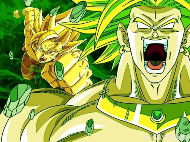 Hé lộ tạo hình của siêu Saiyan huyền thoại Broly trong Dragon Ball Super Movie - Ảnh 2.