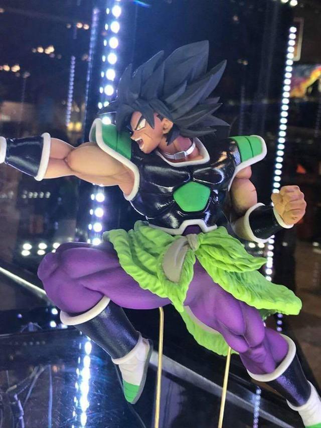 Hé lộ tạo hình của siêu Saiyan huyền thoại Broly trong Dragon Ball Super Movie - Ảnh 5.