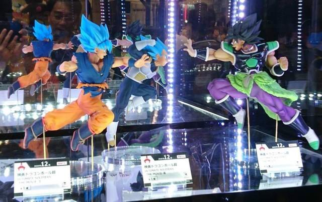 Hé lộ tạo hình của siêu Saiyan huyền thoại Broly trong Dragon Ball Super Movie - Ảnh 7.
