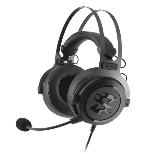 Sharkoon ra mắt Tai nghe Gaming SGH3 SKILLER: Hiện đại, chân thực - Ảnh 3.