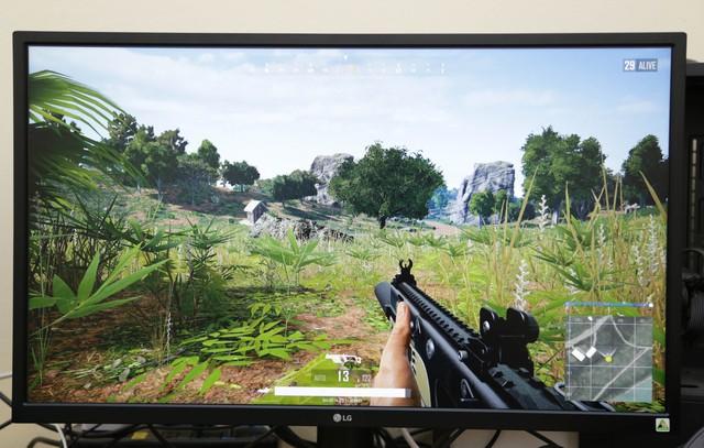 LG 27GK750F - Màn hình gaming siêu phẩm cho PUBG và thể loại bắn súng - Ảnh 13.
