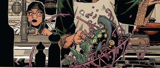 Đừng cố ăn trộm đồ ăn trong tủ lạnh của Doctor Strange, bạn sẽ không qua khỏi đâu.