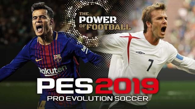 Game thủ sắp được trải nghiệm PES 2019 miễn phí - Ảnh 1.