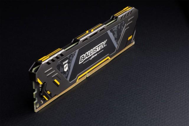 Ballistix giới thiệu RAM Ballistix Sport AT, gia nhập TUF Gaming Alliance - Ảnh 2.