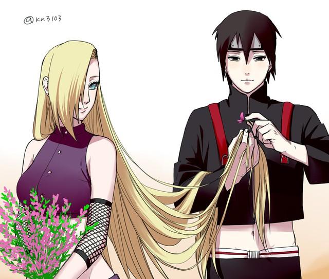9 cặp đôi đáng yêu và tuyệt vời nhất trong Naruto, bạn thích cặp nào? - Ảnh 7.