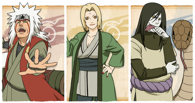 Naruto: Những câu chuyện chưa kể về Bộ ba Sannin huyền thoại - Ảnh 1.