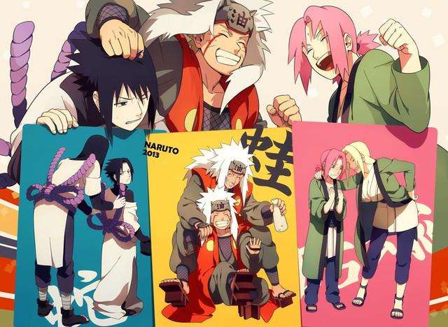 Naruto: Những câu chuyện chưa kể về Bộ ba Sannin huyền thoại - Ảnh 7.