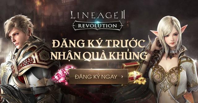 Ơn giời cuối cùng Lineage 2 Revolution cũng sắp ra mắt chính thức - Ảnh 1.