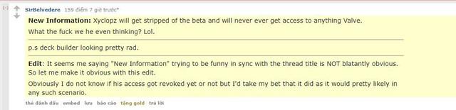 Caster Dota 2 dại dột để lộ thông tin mới về Artifact, bị Valve khóa miệng vĩnh viễn - Ảnh 2.