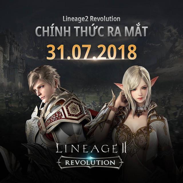 Ơn giời cuối cùng Lineage 2 Revolution cũng sắp ra mắt chính thức - Ảnh 3.