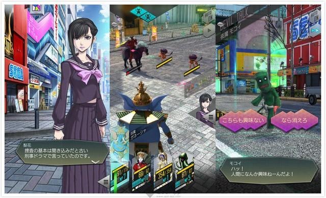 Shin Megami Tensei Liberation Dx2 - Bắt quỷ trong tuyệt phẩm mobile Nhật của SEGA - Ảnh 3.