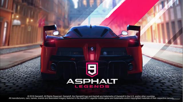 Tải ngay Asphalt 9 - Siêu phẩm đua xe đình đám vừa ra mắt miễn phí toàn thế giới - Ảnh 1.