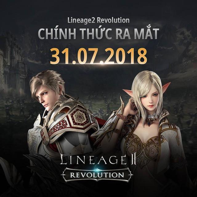 Được mệnh danh là Siêu phẩm MMORPG nhưng liệu Lineage 2 Revolution có thành công tại Việt Nam? - Ảnh 2.