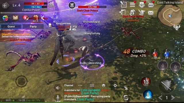 Được mệnh danh là Siêu phẩm MMORPG nhưng liệu Lineage 2 Revolution có thành công tại Việt Nam? - Ảnh 3.