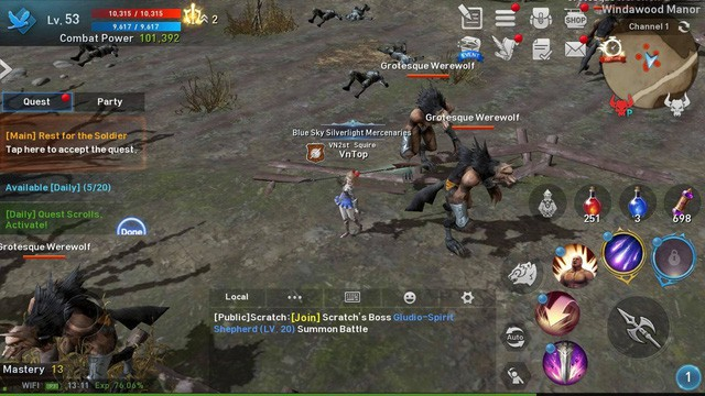 Được mệnh danh là Siêu phẩm MMORPG nhưng liệu Lineage 2 Revolution có thành công tại Việt Nam? - Ảnh 6.