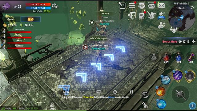 Game thủ Lineage 2 Revolution than trời vì quá lag giật trong ngày đầu ra mắt - Ảnh 1.