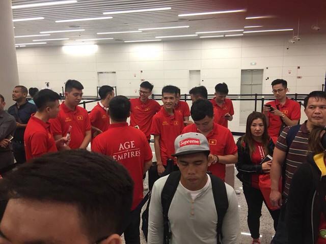 Đoàn AoE Việt Nam đã có mặt tại Quảng Châu