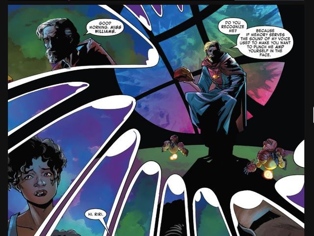 Comics Trivia: Có thể bạn chưa biết, Iron Man đã từng trở thành Phù Thuỷ Tối Thượng mạnh mẽ không kém Dr.Strange - Ảnh 8.