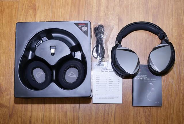 Asus ROG Strix Fusion Wireless: Tai nghe gaming đẹp, ngon, siêu tiện lợi - Ảnh 3.