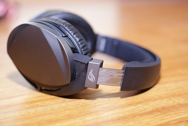 Asus ROG Strix Fusion Wireless: Tai nghe gaming đẹp, ngon, siêu tiện lợi - Ảnh 8.