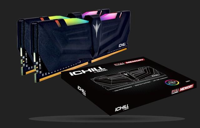 Giờ đến lượt INNO3D cũng giới thiệu RAM cho game thủ nữa: iCHILL Gaming Memory - Ảnh 1.