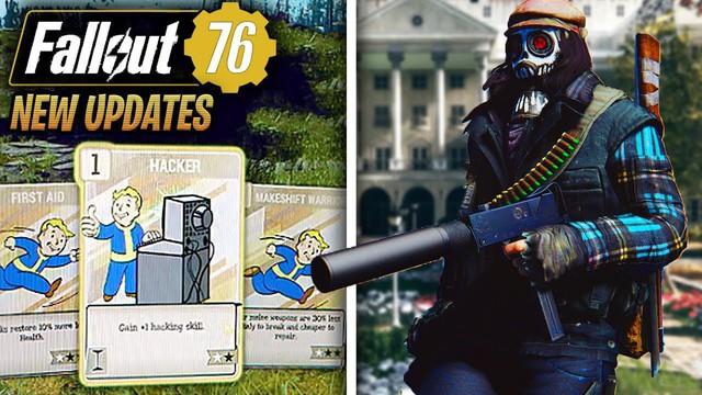Fallout 76 giới thiệu tính năng mới chưa từng xuất hiện - Ảnh 1.