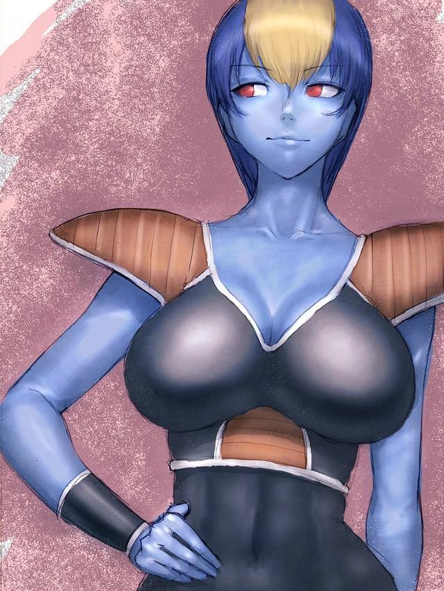 Lác mắt khi thấy các nhân vật trong Dragon Ball hóa thân thành mỹ nhân nóng bỏng - Ảnh 1.