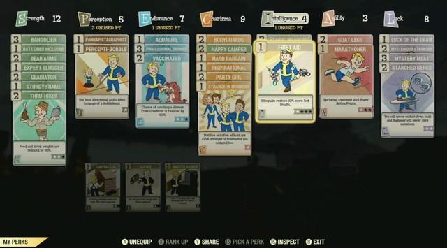 Fallout 76 giới thiệu tính năng mới chưa từng xuất hiện - Ảnh 4.