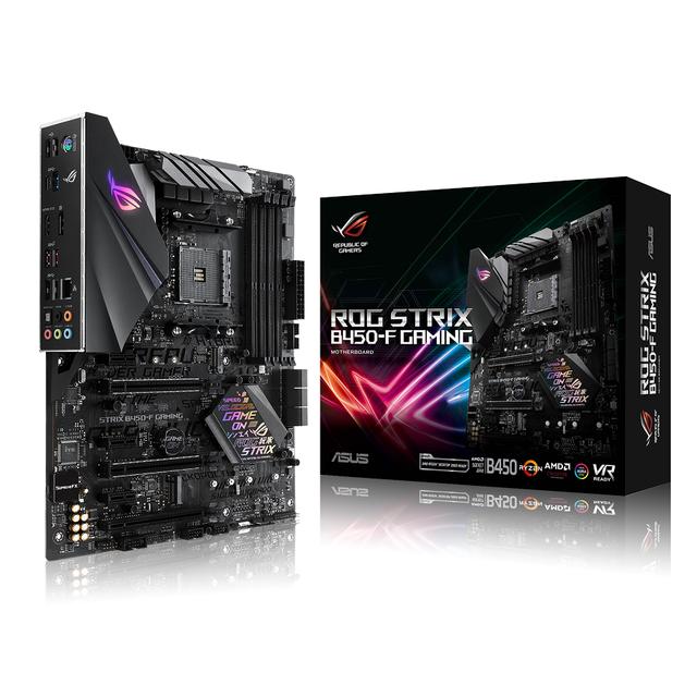 ASUS giới thiệu loạt bo mạch chủ B450 mới, game thủ tha hồ chọn lựa - Ảnh 1.