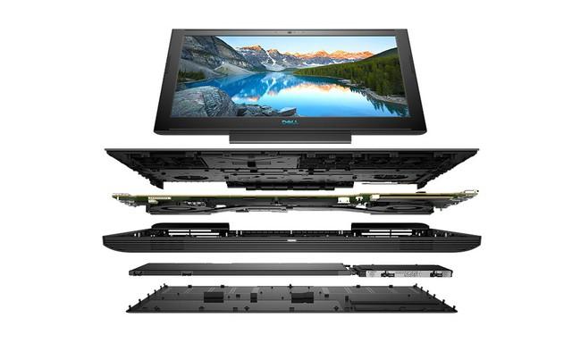 Laptop chơi game Dell G3 và G7 - Tiết kiệm về giá nhưng hào phóng sức mạnh - Ảnh 1.