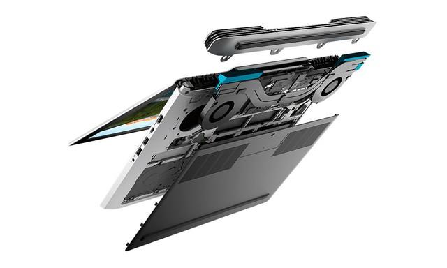 Laptop chơi game Dell G3 và G7 - Tiết kiệm về giá nhưng hào phóng sức mạnh - Ảnh 5.