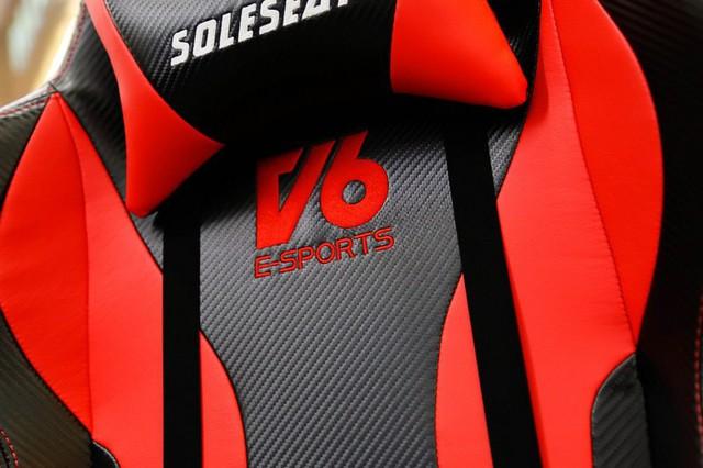 SoleSeat V6 Gaming Chair: Bỏ 6 triệu đồng mua ghế gaming như ngồi trên xe đua - Ảnh 6.