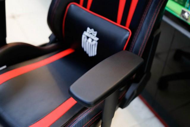 SoleSeat V6 Gaming Chair: Bỏ 6 triệu đồng mua ghế gaming như ngồi trên xe đua - Ảnh 7.