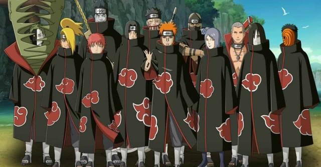 Sắp xếp sức mạnh của các thành viên trong tổ chức khủng bố Akatsuki trong Naruto (Phần 1) - Ảnh 1.