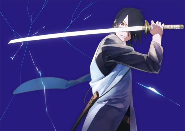 10 nhân vật dùng kiếm siêu đỉnh trong series Naruto và Boruto - Ảnh 10.