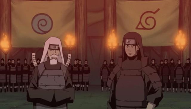 Góc nhìn Naruto: Phải chăng gia tộc Namikaze của Minato có q̼u̼a̼n̼ ̼h̼ệ̼ họ hàng với gia tộc Senju? - Ảnh 2.
