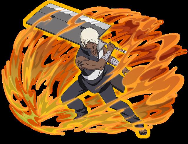 10 nhân vật dùng kiếm siêu đỉnh trong series Naruto và Boruto - Ảnh 3.